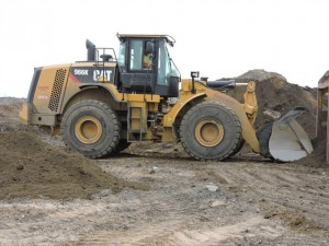 Earth Moving Equipment for Building and Construction