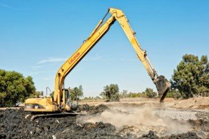 Earth Moving Equipment for Parks and Recreation